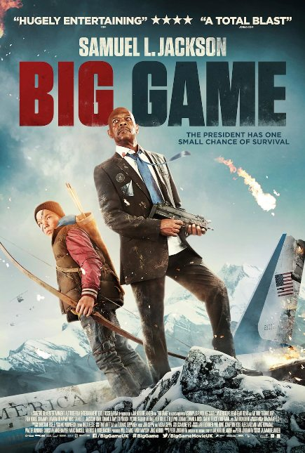 BIG GAME (2014) movie review by Glen Tripollo