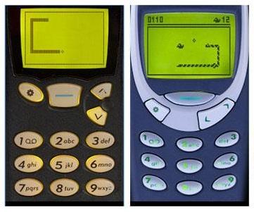 Game Snake Ponsel Nokia Jadul