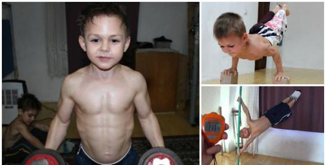 صور| تعرف على أقوى 8 أطفال في العالم أطفال بقوة أعتى الرجال ...