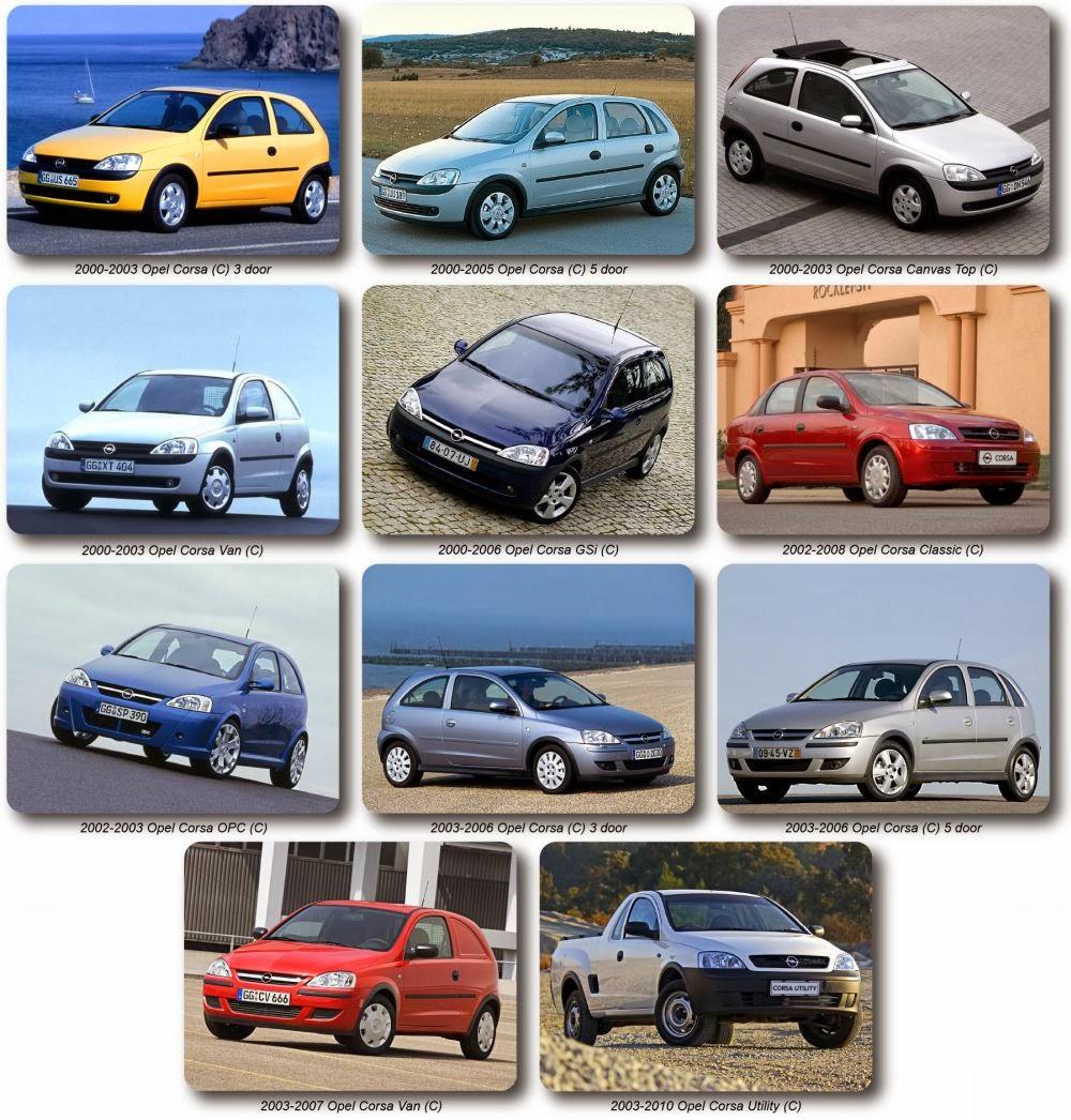 Opel Wir Leben Autos Opel Corsa