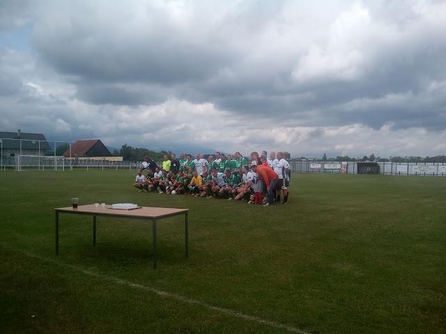 MUFUZA mužstvo futbalových zázrakov