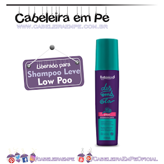 Spray Desembola - Bothânico Hair (Low Poo)