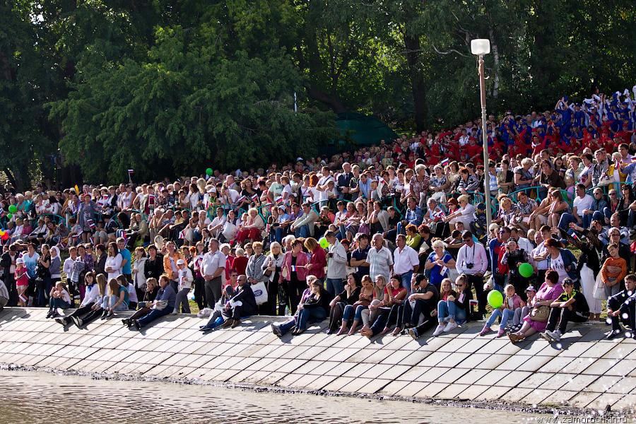 Мордовский народ празднует Тысячелетие единения с народами Российского государства