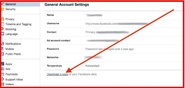 how to get deleted messages back on facebook inbox