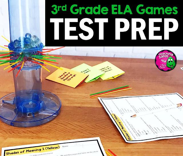 Comprehensive Practice for 3rd Grade ELA Test Prep