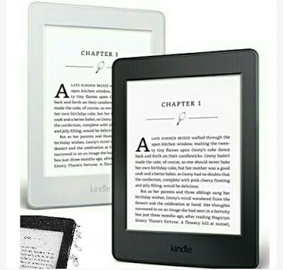 Kindle eBook Reader - Waterproof e-Reading HD Tablet