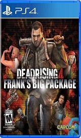 Dead Rising 4 Franks Big Package PS4 PKG 5.05