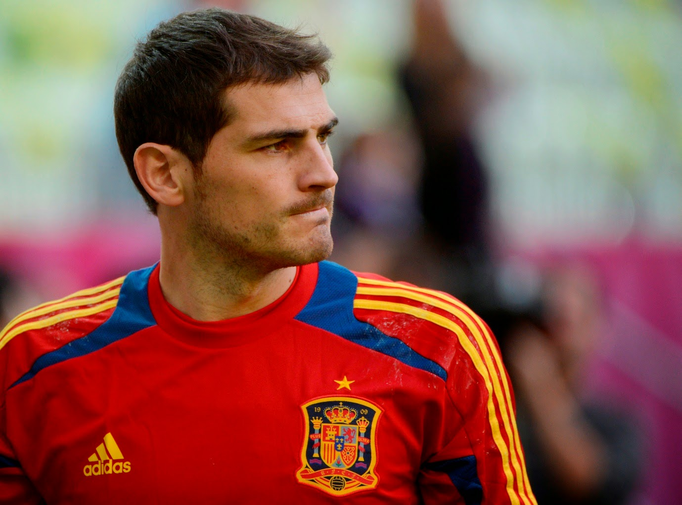 fcf65cbbc 5 Interesting Facts About Iker Casillas. After a difficult World Cup ...