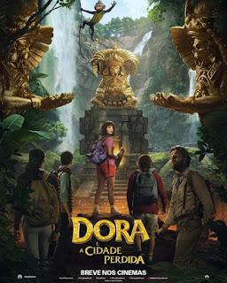 Dora e a Cidade Perdida - Poster & Trailer