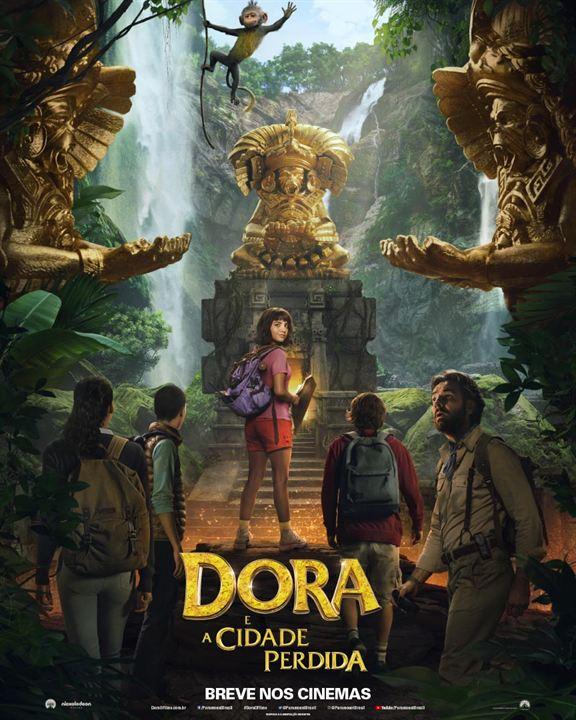 Crítica - Dora e a Cidade Perdida (2019)