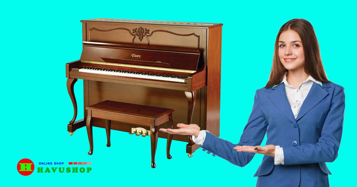 Đàn Piano Diapason kinh nghiệm mua đàn piano cơ