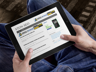 ston seo template mobile version