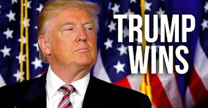 BREAKING : Donald Trump Is The Next US President