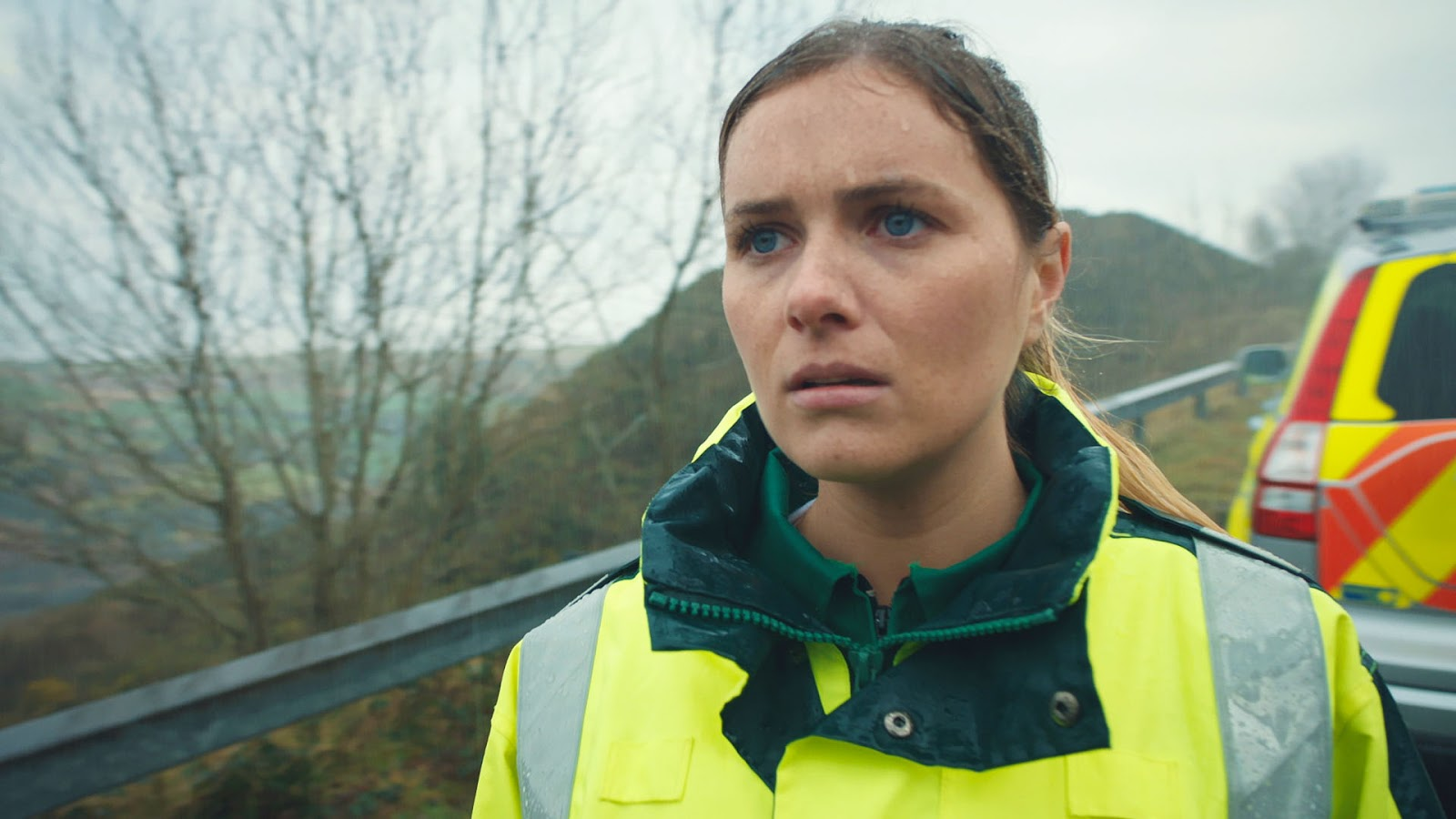Casualty Alicia Munroe rape storyline