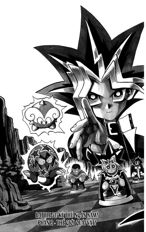 YUGI-OH! chap 51 - thế giới quái vật trang 3