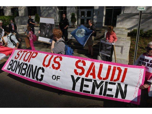 Serangan Udara di Yaman Tewaskan Puluhan Orang