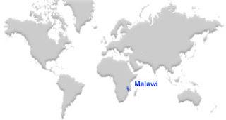 image: Malawi Map location