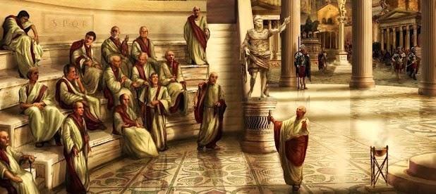 Resultado de imagen para las curias romanas