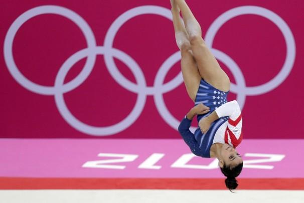 Olympic Style London 2012 Olympics Fashion Gymnastics