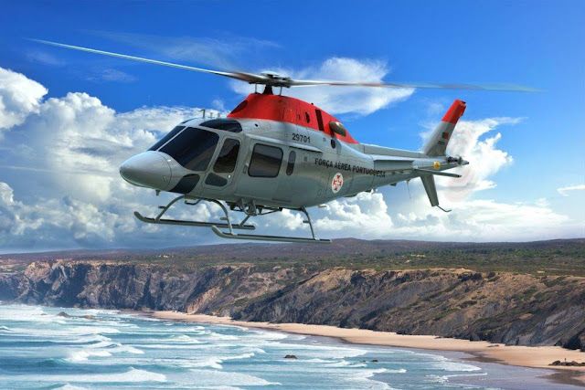 Portugal orders Leonardo AW119Kx helicopter
