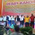 Tujuh Paslon Pilkada Mimika Ikut Debat Kandidat