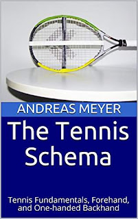 The Tennis Schema, tennis fundamentals, forehand, and one-handed backhand by Andreas Meyer