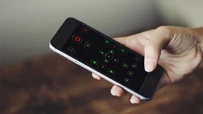 تطبيق التحكم في جهاز الاستقبال, تطبيق  SURE Smart Universal Remote Control, جهاز التحكم عن بعد للتلفاز, ريموت كنترول لكل الاجهزة
