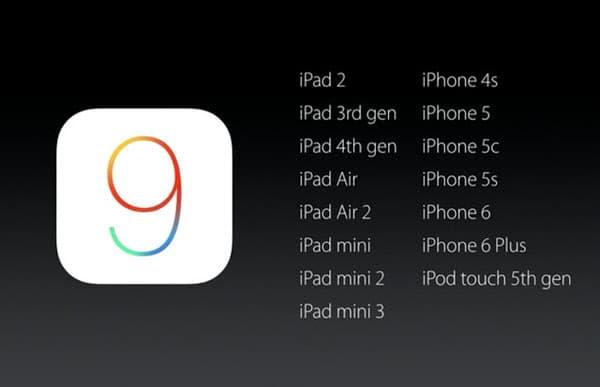 #201 iOS 9 ya está aquí