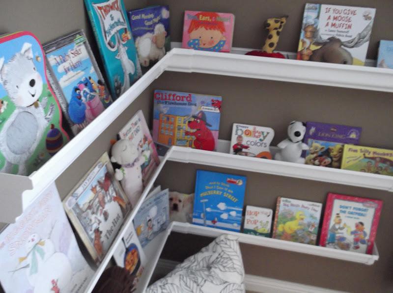 Charm S New Shelves