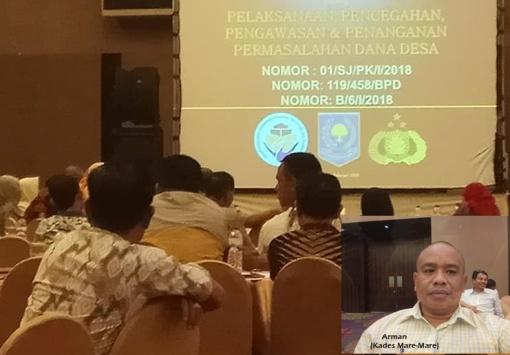 Serapan Dana Meningkat, Mendes-PDT, Dukung Desa Bangun Embung