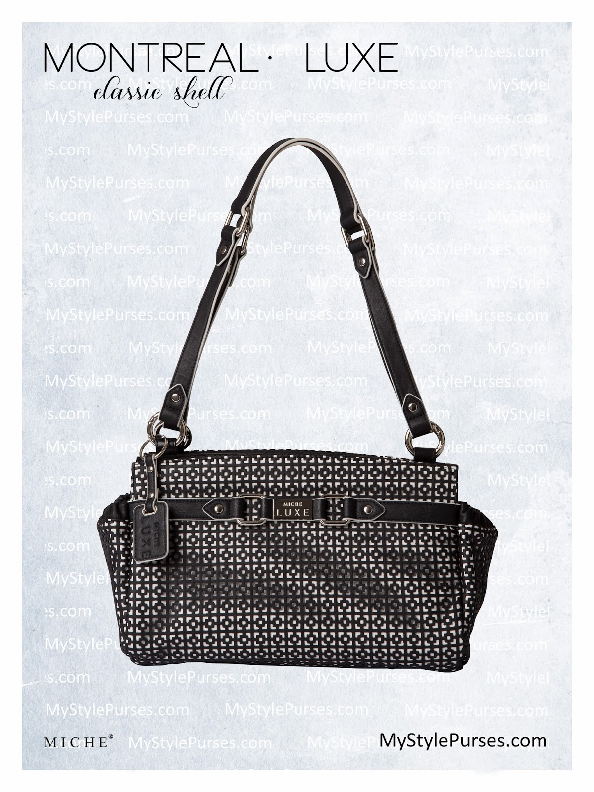 Miche Luxe Montreal Classic Shell | MyStylePurses.com