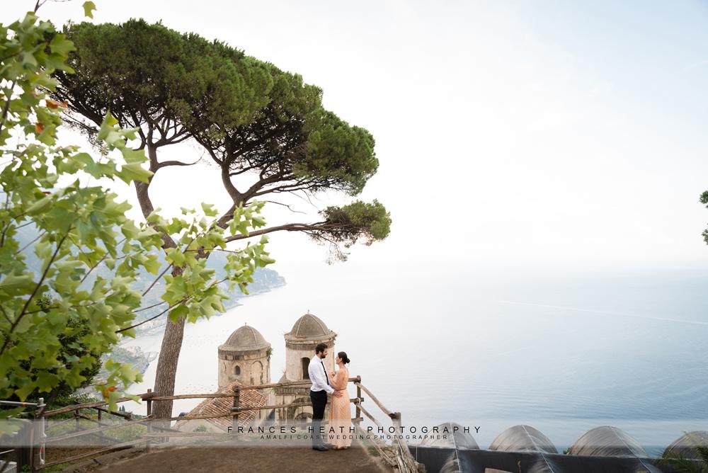 Love in Ravello Italy