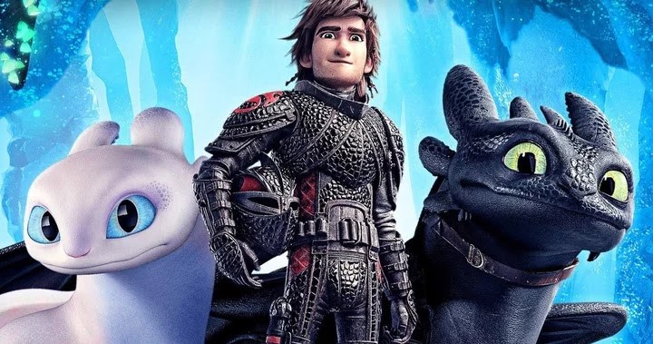 Download How To Train Your Dragon The Hidden World 2019 Hindi English 480p 430mb 720p 1gb Mp4 Moviez 2u