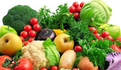 sayur dan buah bermanfaat