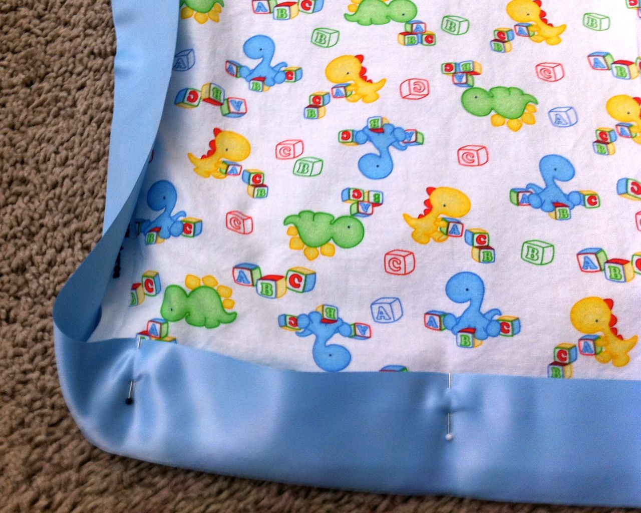 A Song Of Sixpence Simple Baby Quot Quilt Quot