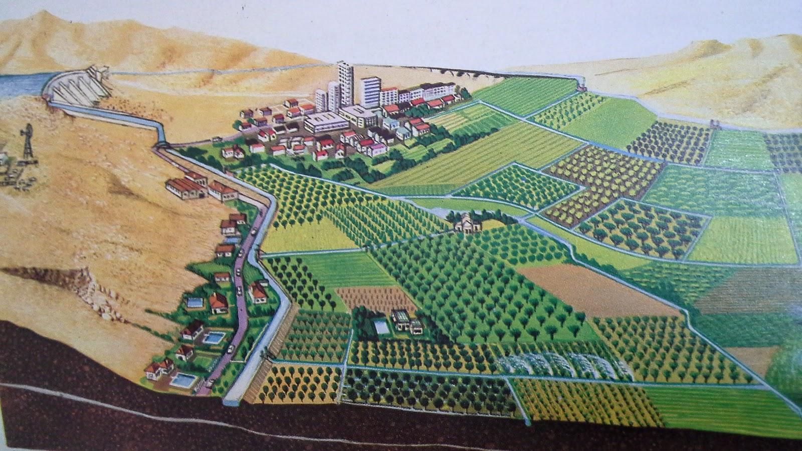 Geogladys: Paisaje Rural Y Urbano