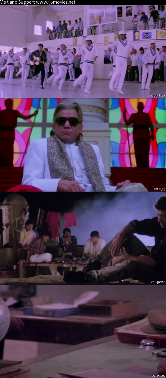 Narsimha 1991 Hindi 480p HDRip