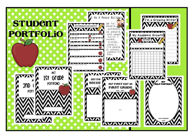 Portfolios & Assessments for Preschool