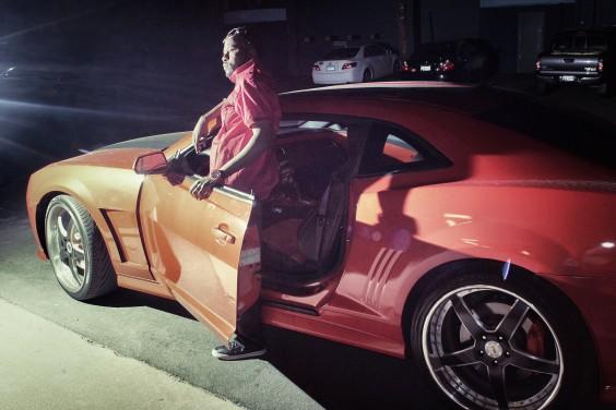 jahbless acquires camaro