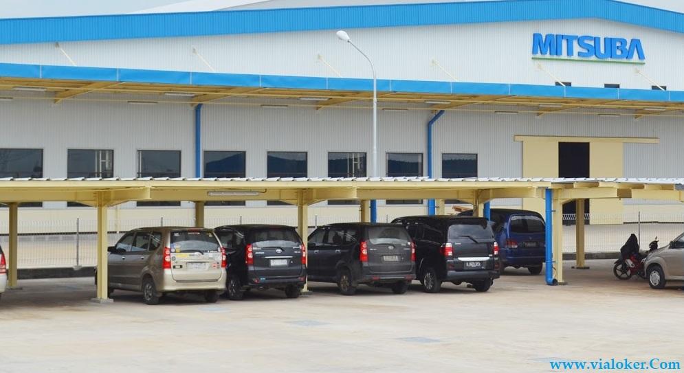 PT.Mitsuba Indonesia Tangerang | MITSUBA CORPORATION OPERATOR PRODUKSI