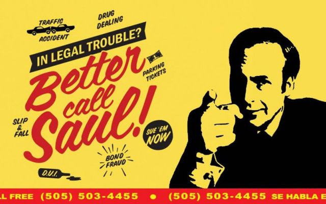 Better Call Saul ad