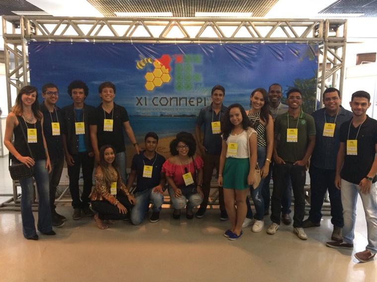 Estudantes do IFBA campus Jacobina apresentam 12 trabalhos em Maceió