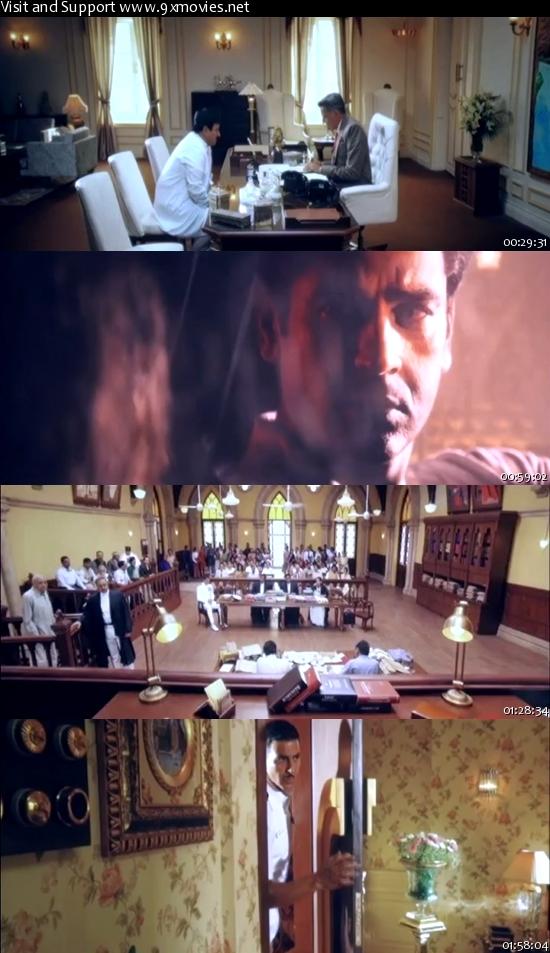 Rustom 2016 Hindi DVDScr