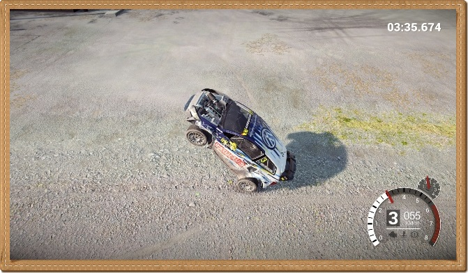 DiRT 4 PC Games Gameplay
