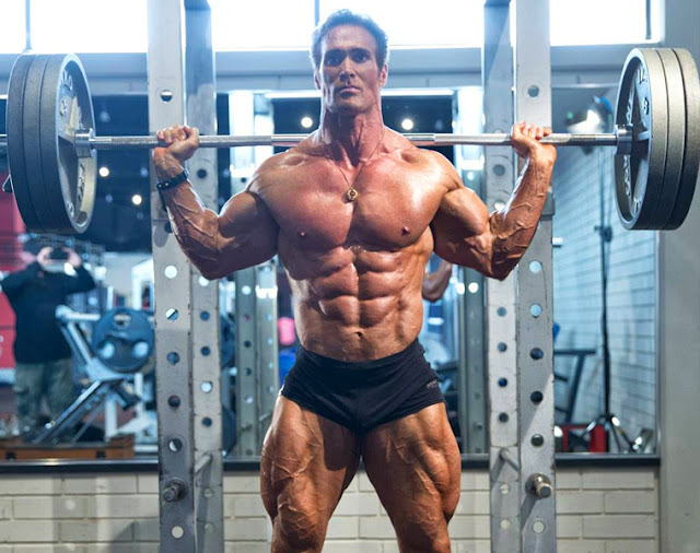 Idealny trening nóg wg. Mike O'Hearn