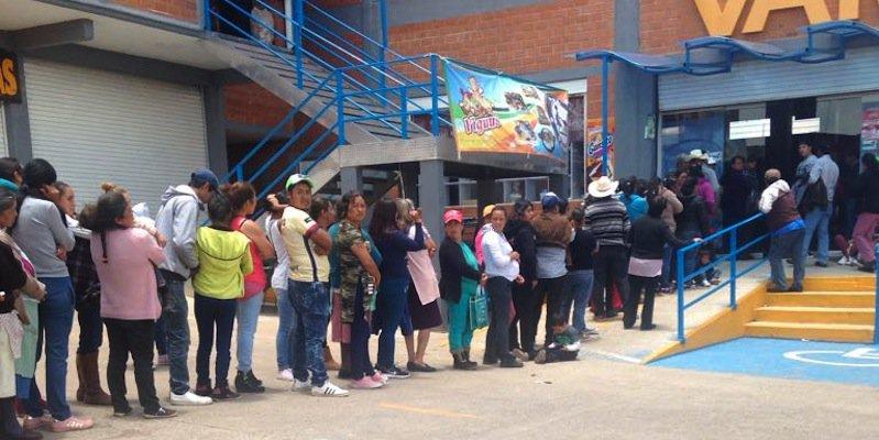 PAN hace efectivos vales por compra de voto en Chignahuapan, Puebla