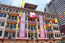 Promo 58 Cube Boutique Capsule Hotel Chinatown