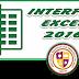 INTERFAZ EXCEL 2016