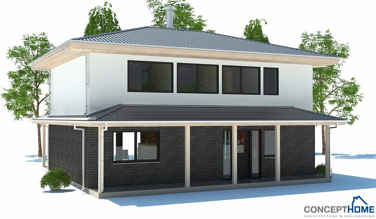 Tiny Home Designs Australia: Australian House Plans: Small Australian House Plan CH187