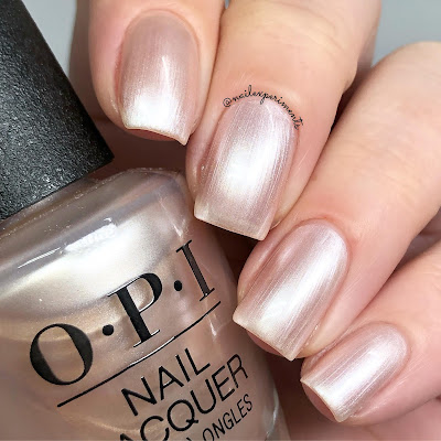opi chiffon-d of you swatch always bare for you collection spring 2019